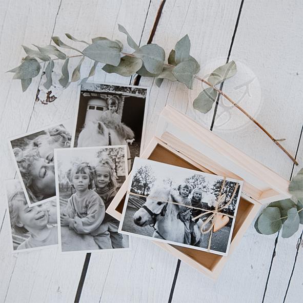 Fotobox met prints