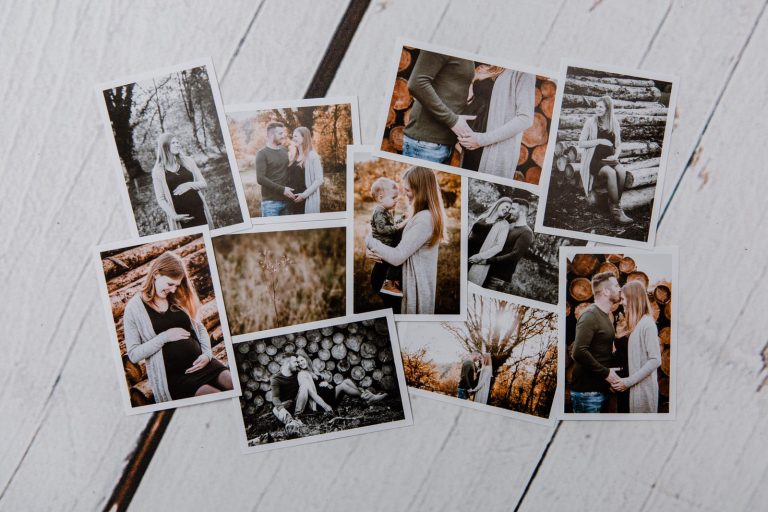 fotoprints incl. witrand